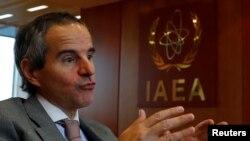라파엘 마리아노 그로시 국제원자력기구(IAEA) 사무총장.