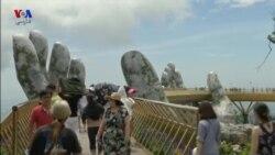 پلی روی دو دست در ویتنام
