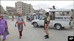 کراچی میں بدامنی سے متعلق مقدمے کی سماعت