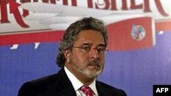 Ông Vijay Mallya đang trốn các chủ nợ đang đòi các khoản nợ của hãng hàng không Kingfisher bị thua lỗ của ông.