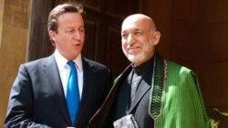 نخست وزير بريتانيا از برقراری مناسبات بادوام با افغانستان خبر می دهد