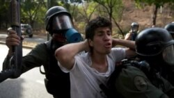 Human Rights Conditions Worsen in Venezuela
