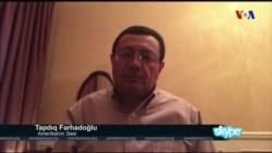Tapdıq Fərhadoğlu Ukrayna təəssüratları ilə bölüşür
