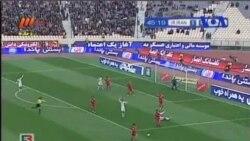 تیم ملی ایران در مقابل تیم ملی لبنان