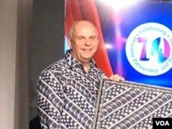 Dubes AS untuk Indonesia, Joseph R Donovan Jr.. (Foto: dok).
