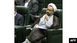 حیدر مصلحی، وزیر اطلاعات و امنیت جمهوری اسلامی ایران