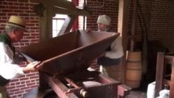 美国万花筒:拜访传统磨坊、了解有机种植