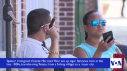 Ybor City, One-time Cigar-making Capital of World
