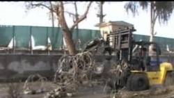 2013-03-26 美國之音視頻新聞: 阿富汗東部警察設施遇襲至少五名警察死亡