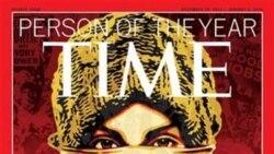 مجله تایم «معترض» را شخص سال معرفی می کند