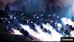 """""""Inmortal"""" es el nombre del espectáculo inspirado en Michael Jackson estrenado en 2011."""