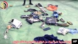 تمام سرنشینان پرواز شماره ۸۰۴ هواپیمایی مصر که در آب های مدیترانه سقوط کرد، کشته شدند.