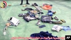 埃及當局找到懷疑是飛機乘客物品