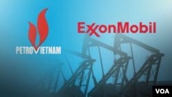 """ExxonMobil và PetroVietnam hợp tác thăm dò mỏ """"Cá Voi Xanh"""" từ năm 2009."""