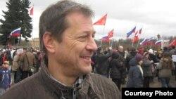 Депутат Законодательного собрания Петербурга Алексей Ковалев