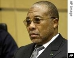Ex- Liberian President Charles Taylor is is accused of playing a role in Siera Leone's civil war