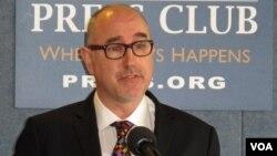 국제기독교선교단체 '오픈도어스'의 론 보이드 맥밀런 목사. 8일 워싱턴에서 연례 '기독교 감시 목록'을 발표했다.