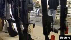 Barack Obama favorável à proibição de armas de combate