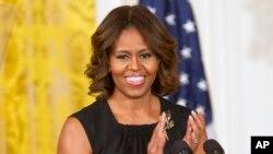 خاتون اول مشیل اوباما