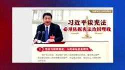 媒体观察:中国宪法日,党宣出头天,访民被拘时