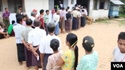 Zabe a kasar Myanmar