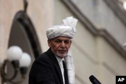 Prezident Ashraf G'ani
