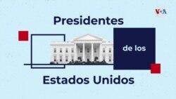 ¿Quiénes han sido los presidentes de EE.UU.?