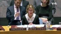 VOA: EE.UU. advierte a Corea del Norte