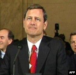Anayasa Mahkemesi Başkanı John Roberts