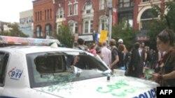 Торонто, утро после беспорядков