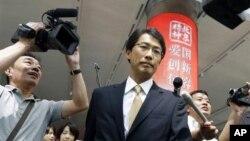 지난 8월 북·일 예비회담 참석차 중국 베이징에 도착한 오노 게이이치 일본 외무성 동북아 과장.
