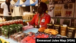 A Yaoundé, le 10 août 2019. (VOA/Emmanuel Jules Ntap)