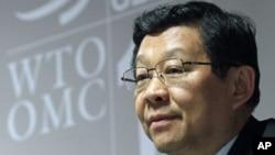 海峡两岸关系协会会长、前中国商务部长陈德铭(资料照片)