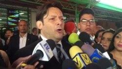 Mario Massone denuncia sobre fallecimiento de Fernando Albán