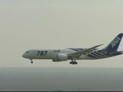 Japan Dreamliner