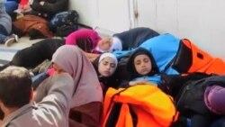 تلفات جدید سفر پناهجویان در آبهای یونان