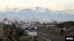 هوای نسبتا پاک تهران پس از ۲۳ روز آلودگی سنگین - جمعه ۱۱ دی ۱۳۹۴