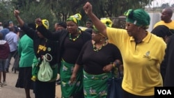 Abesifazana abakubandla leAfrican National Congress