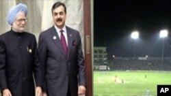 هند و پاکستان در میدان کرکت و سیاست