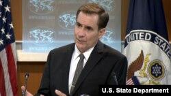 سخنگوی وزارت امورخارجه آمریکا