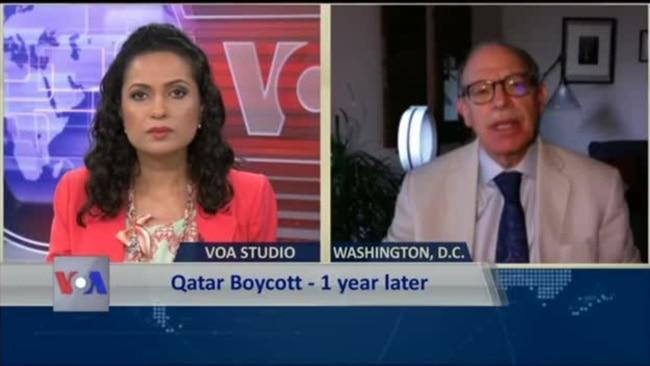 قطر کے بائیکاٹ کو ایک سال مکمل