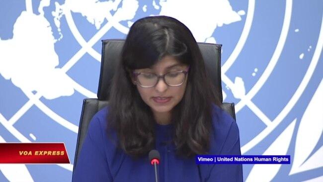 Liên hiệp quốc lên án Việt Nam trấn áp quyền tự do biểu đạt