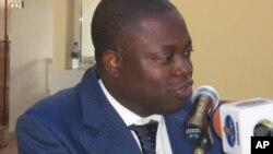 Samuel Carlos Vitorino, reitor da Universidade Lueji A´Nkonde