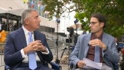 Đukanović: Veliki značaj američke podrške Crnoj Gori