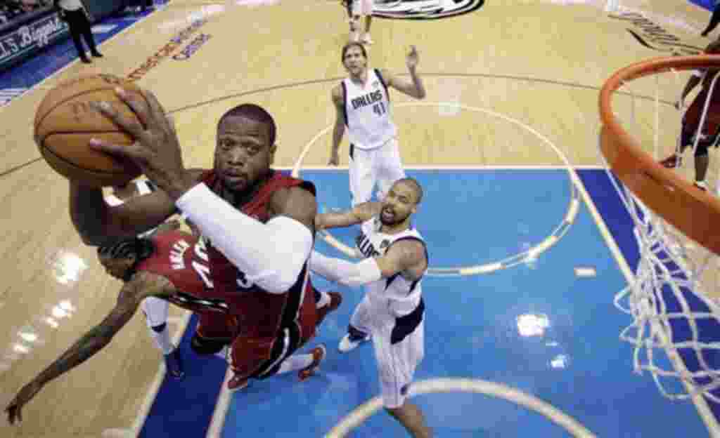 Finales de la NBA: Dallas Mavericks vs. Miami Heat