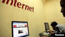 Estados Unidos anunció la entrega de nombre y dominios del internet a la comunidad internacional.