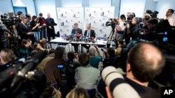 Belgium Arrests 13 in Anti-terror Raids