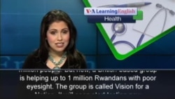 Program Gives Low-Cost Glasses to Rwandans