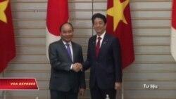 Nhật là đối tác rất quan trọng của VN khi Mỹ vắng mặt ở Biển Đông