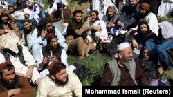 چھبیس مئی کو پل چرخی سے رہا ہونے والے طالبان